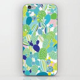 Cactus Mania iPhone Skin