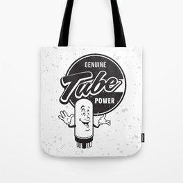 Genuine Tube Power Tote Bag