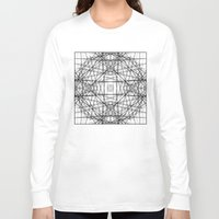 code Long Sleeve T-shirts featuring Code 2 by Dood_L