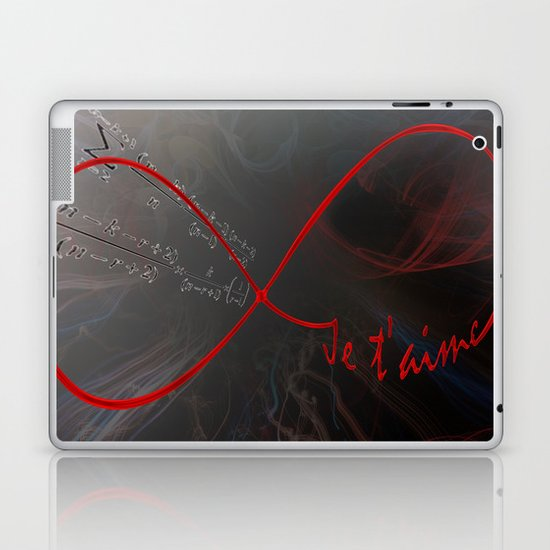 INFINITY Laptop & iPad Skin