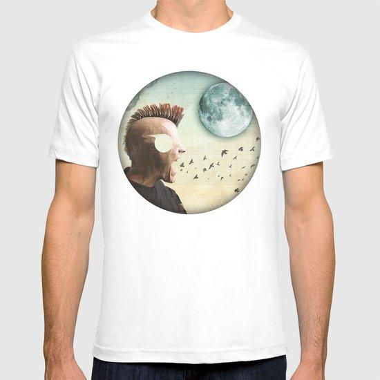 luna mohawk  T-shirt