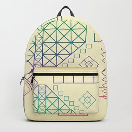 Just Squares Backpack
