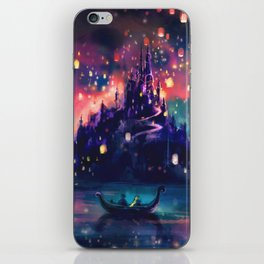 The Lights iPhone Skin