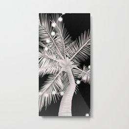 The Bright Palm Tree Metal Print