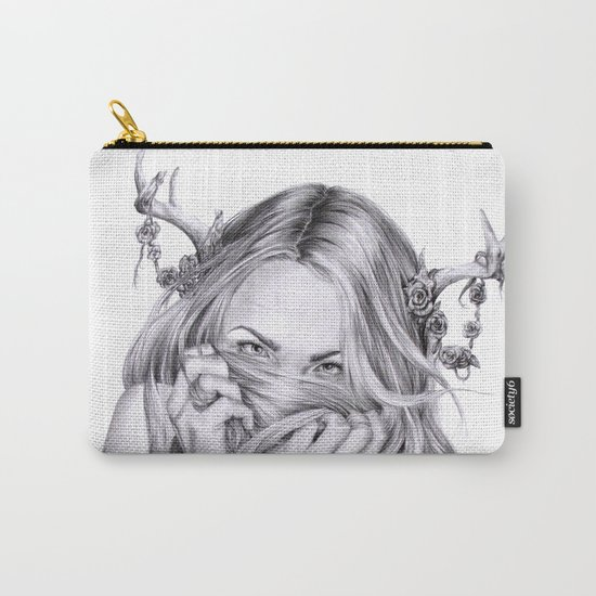 Begonia's Sister Carry-All Pouch
