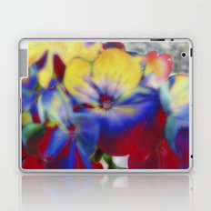 Abstract Flowes 01 Laptop & iPad Skin