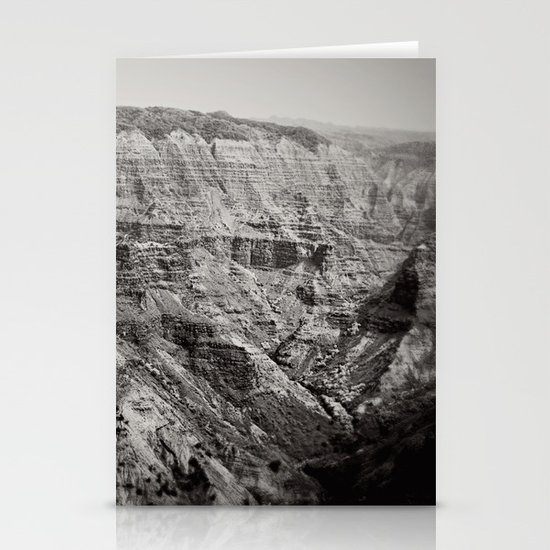 Retro Canyon Stationery Cards