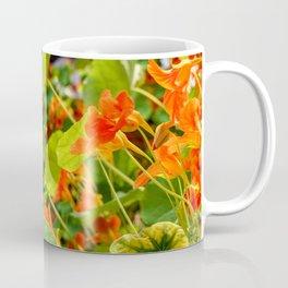 Nasturtiums galore Coffee Mug