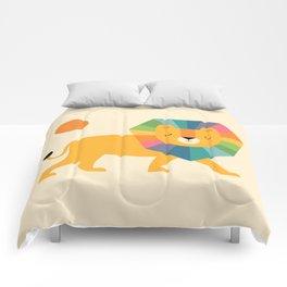 Lion Shine Comforters