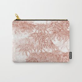 Momiji Pattern Carry-All Pouch