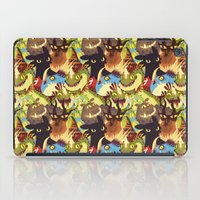 dragons iPad Cases featuring Dragons! by Flora
