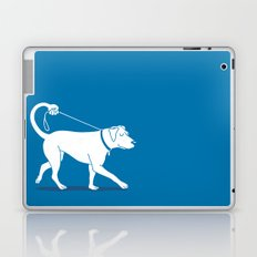 No Worries, I'll Just Walk Myself Laptop & iPad Skin