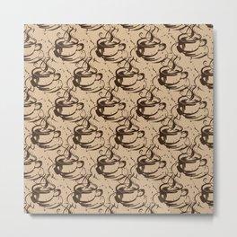 Java Love by Kathy Morton Stanion Metal Print