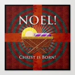 Noel! Canvas Print