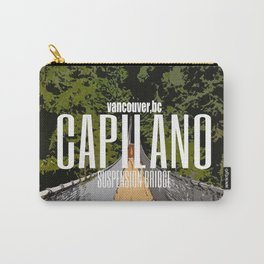 Capilano Bridge Carry-All Pouch