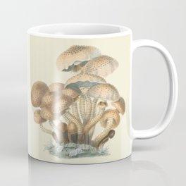 Agaricus Squarrosus Coffee Mug