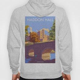 Haddon Hall, Derbyshire Hoody