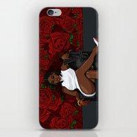 mcfreshcreates iPhone & iPod Skins featuring Not Your Birthdai by McfreshCreates
