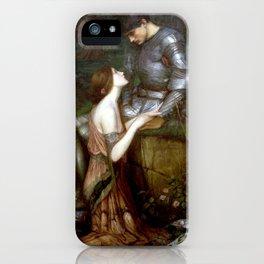 John Waterhouse Lamia iPhone Case