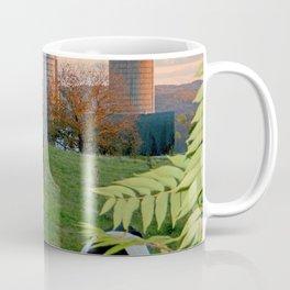 Farm in Autumn Coffee Mug
