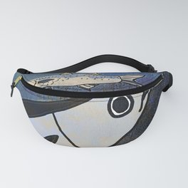 Tuna Fish and Others Fanny Pack