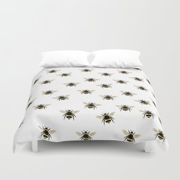 Bumble Bee pattern Duvet Cover