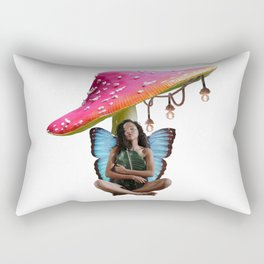 Secret Place Rectangular Pillow