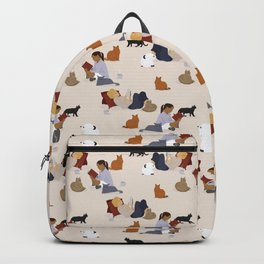 Cat ladies Backpack