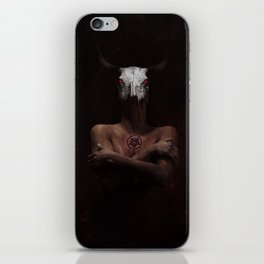 the ultimate sacrifice iPhone Skin