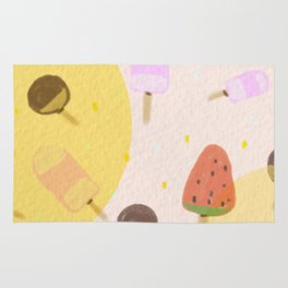 Icecream Rug