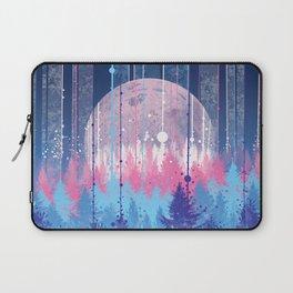 Rainy forest Laptop Sleeve
