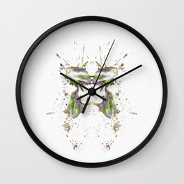 Inkdala LXII Wall Clock