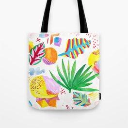 Gabriella - (White) Tote Bag