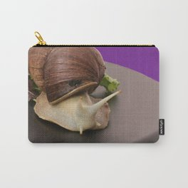 Giant african land snail Carry-All Pouch