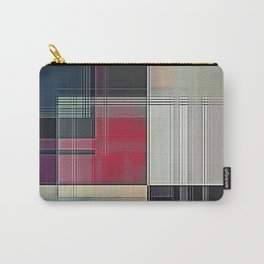 Lines/Abstract Q1 Carry-All Pouch
