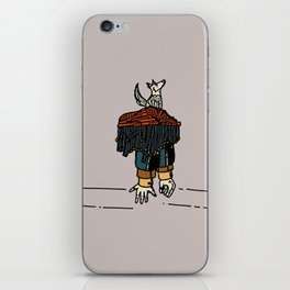 Thy beguiling army iPhone Skin