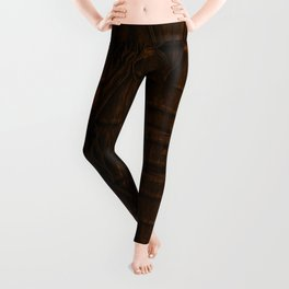 Coppery African Pyramid Leggings