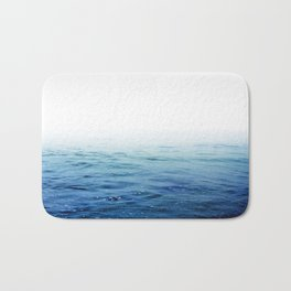 Calm Blue Ocean Bath Mat