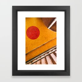 Montreal Subway #5 Framed Art Print