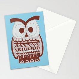 Dawson Owl Stationery Cards