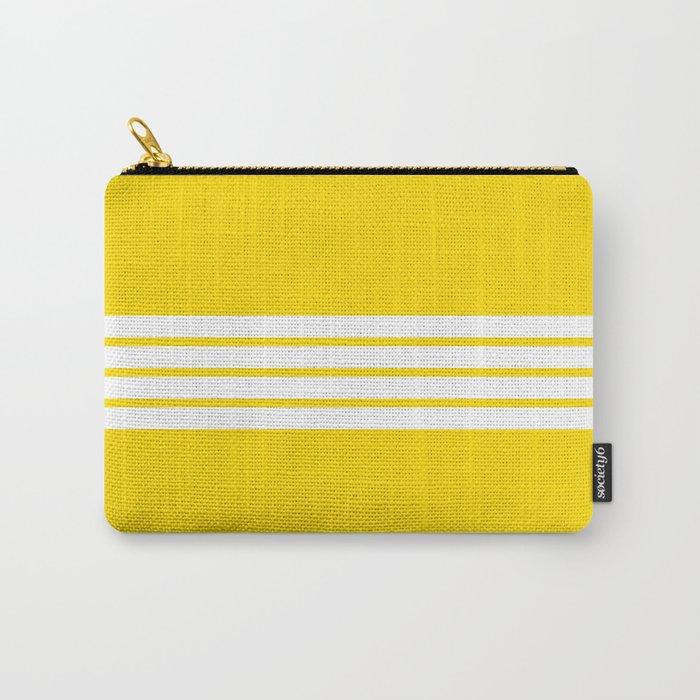 Shigenobu - Classic Retro Stripes Carry-All Pouch