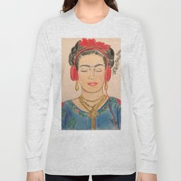 The Modernization of Frida Long Sleeve T-shirt