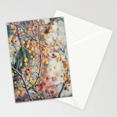 Autumn Poison Stationery Cards