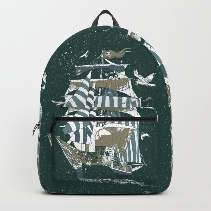 Sail to The Moon Backpack