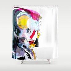 Travis02 Shower Curtain