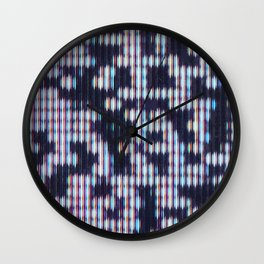 Painted Attenuation 1.4.1 Wall Clock
