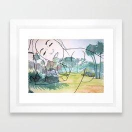 Centennial Park Framed Art Print