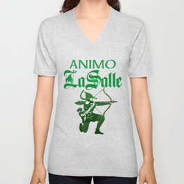 Animo La Salle Art Unisex V-Neck