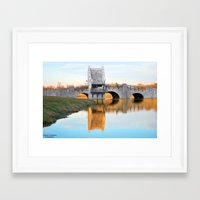parks and rec Framed Art Prints featuring Parks by CharlesStephensPhotography