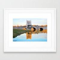 parks Framed Art Prints featuring Parks by CharlesStephensPhotography